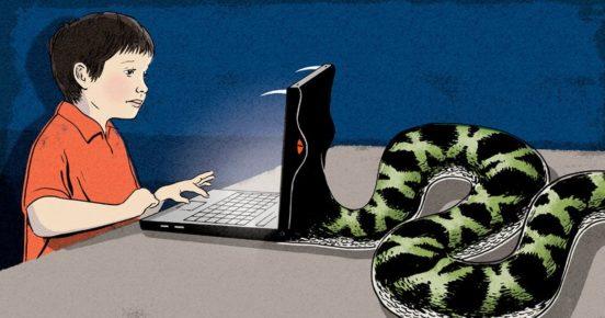 Protectie Internet pentru copii