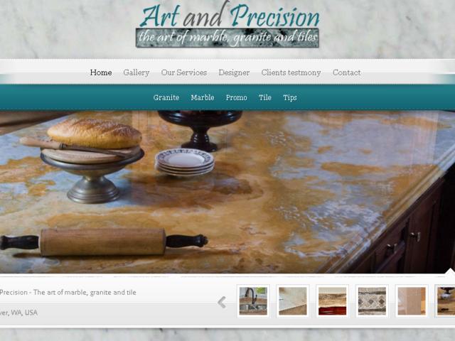 www.artandprecision-corp.com